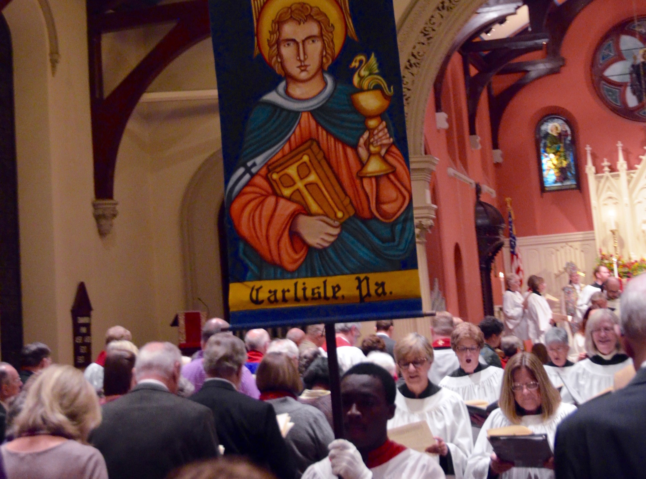 St. John's Church banner photo