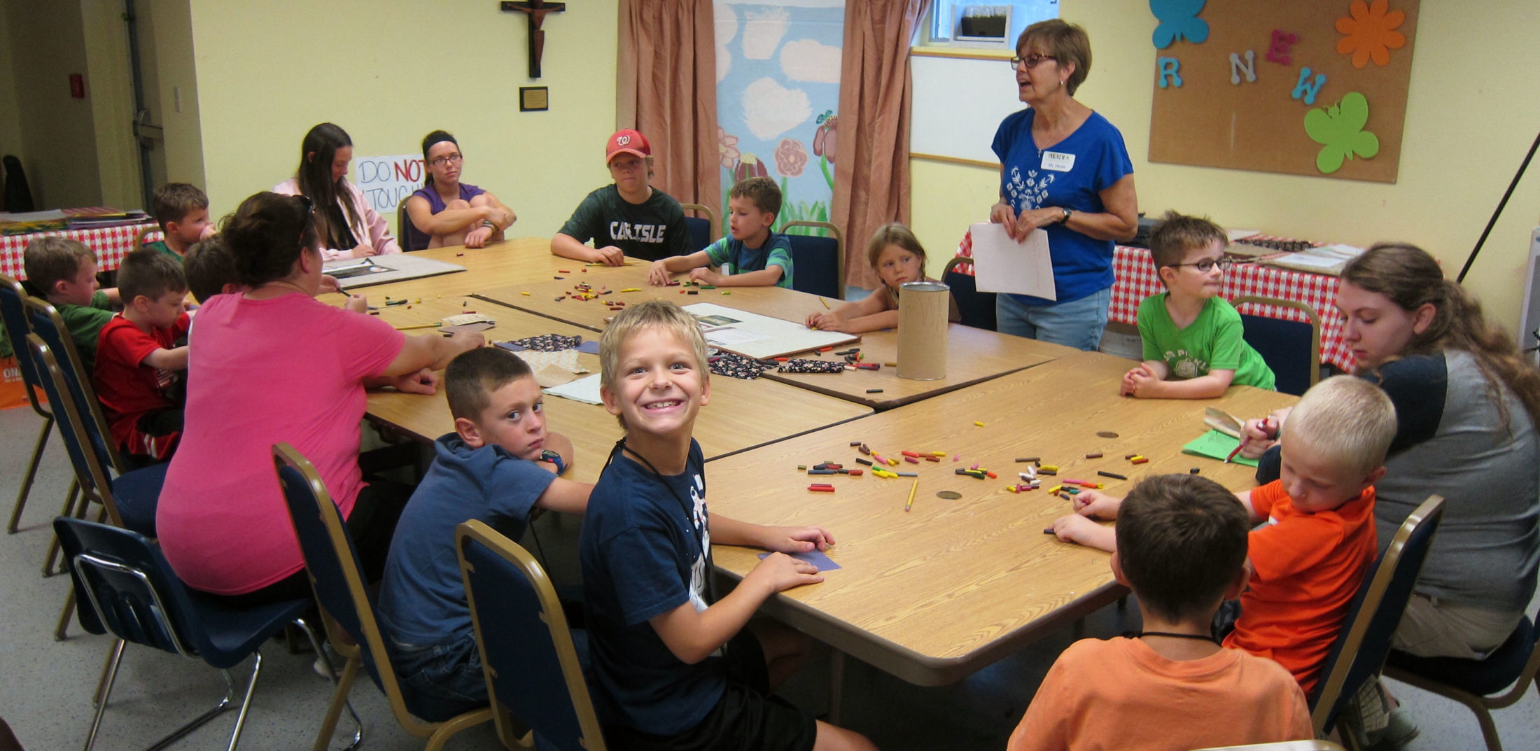 VBS Craft photo