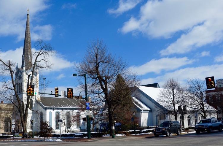 St. John's Church exterior photo