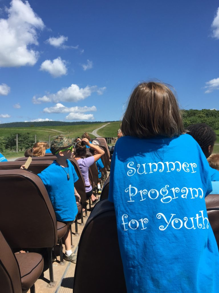 Summer Program for Youth shirt