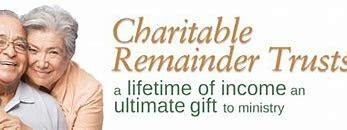 Charitable Remainder Trusts image